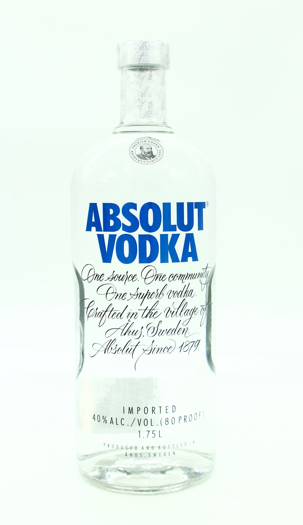 Absolut Vodka 50