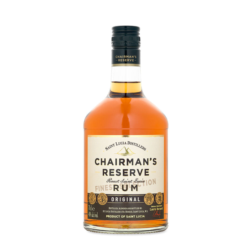 St. Lucia Chairmans Reserve Rum