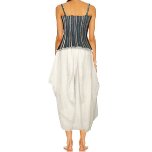 DEGAS DRESS - VINTAGE MUD CLOTH