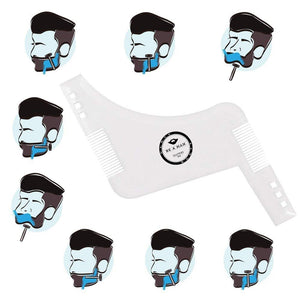 Shaving Styling Template