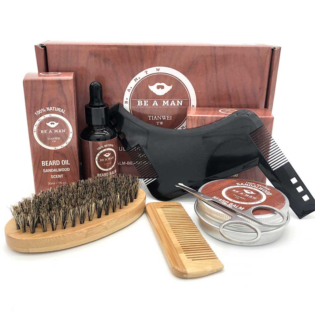 Beard Kit Set