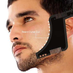 Shaving Styling Template-1