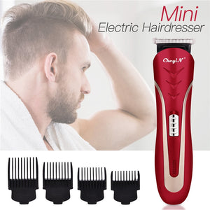 Portable Rechargeable Hair Trimmer