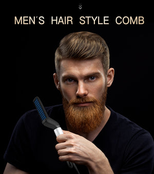 Beard Straightener Hair Straighten