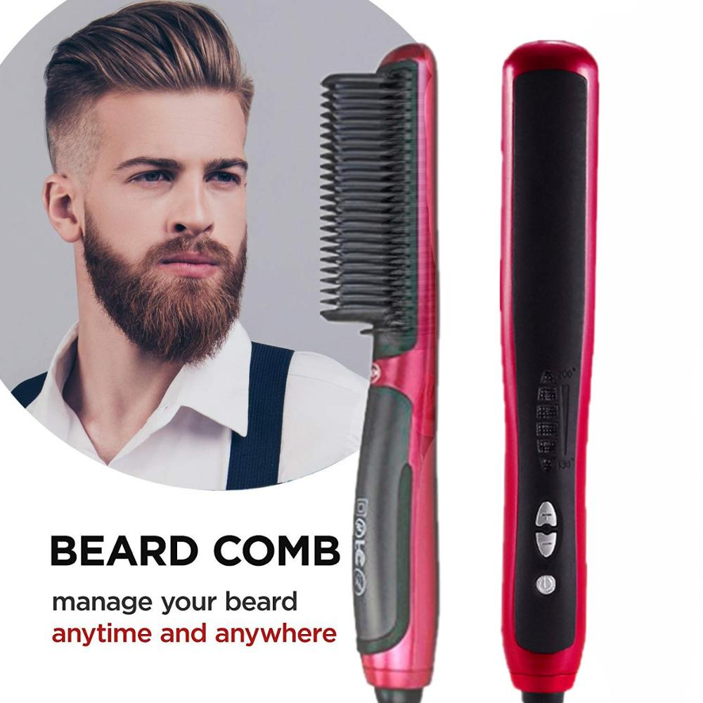Quick Beard Straightener Hair-1