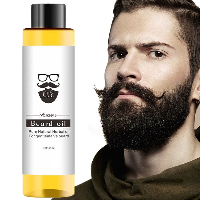 Men Beard Oil Strengthens-1