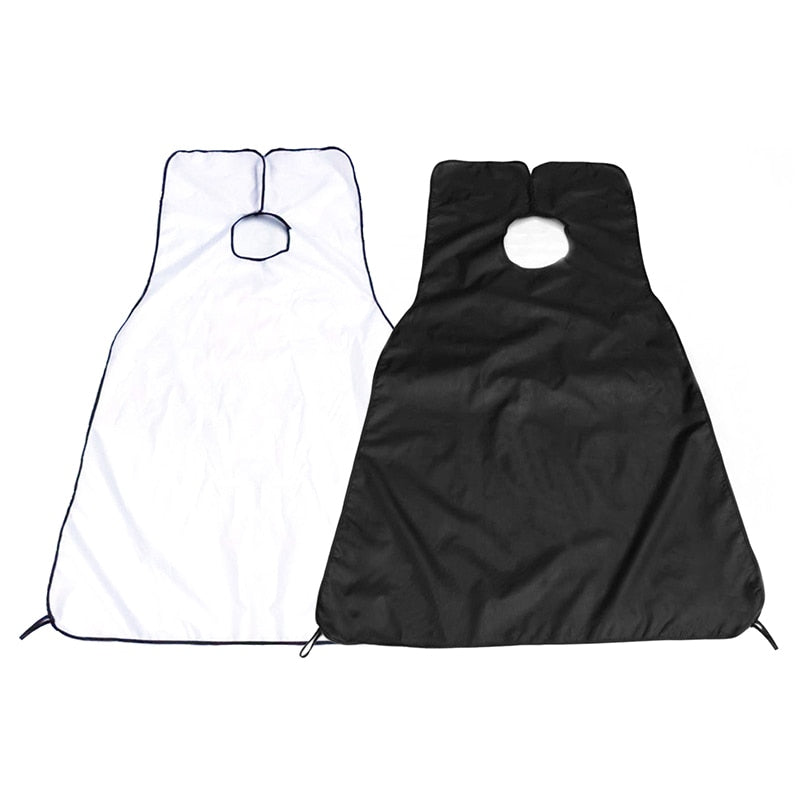 Beard Shaving Hair Cut Apron-1
