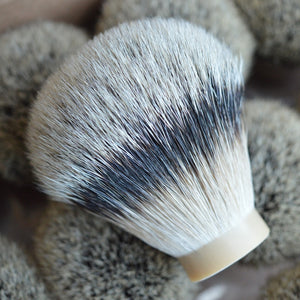 Mountain badger hair shaving brush