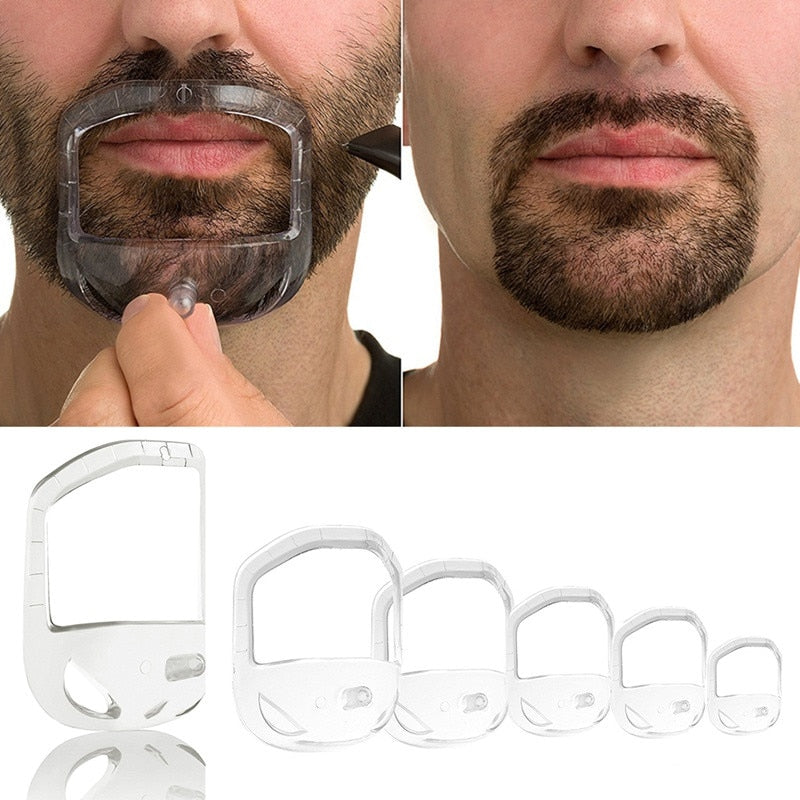 Beard Brush Shaper Style
