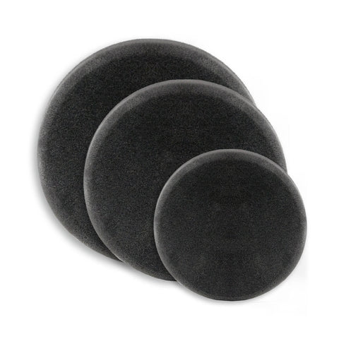 Finixa Polish Foam Pad Black Soft 150mm