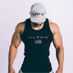Alpha Men Training Shirt