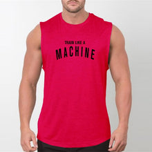 Load image into Gallery viewer, Mens Fitness Bodybuilding Breathable Sleeveless Shirt
