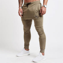 Load image into Gallery viewer, Male Joggers Fitness Sweatpants