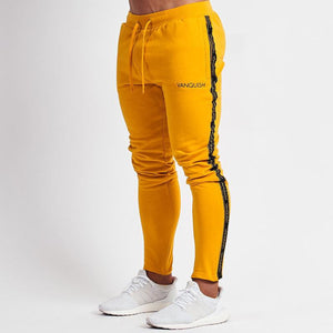 Male Joggers Fitness Sweatpants