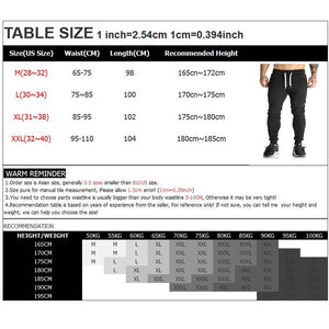 Mens Fitness Sweatpants