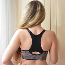 Load image into Gallery viewer, Quick Dry Sports Bra