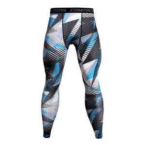 Mens Fitness Compression Pants