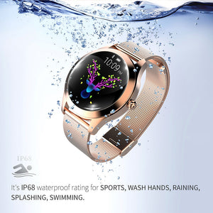 Women Waterproof Smart Watch
