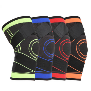 Pressurized Fitness Knee Support Brace Pad
