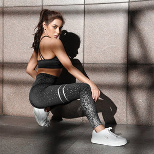 Push Up Female Fitness Leggings
