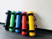 Load image into Gallery viewer, Weightlifting Water Dumbbell Weight Bag