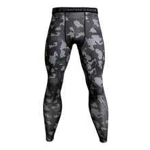 Load image into Gallery viewer, Mens Fitness Compression Pants