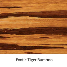 Exotic Tiger Bamboo