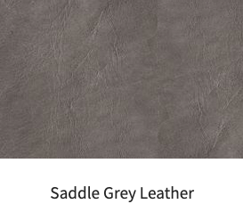 Saddle Grey Leather