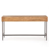 JOAQUIN MODULAR WRITING DESK-HONEY