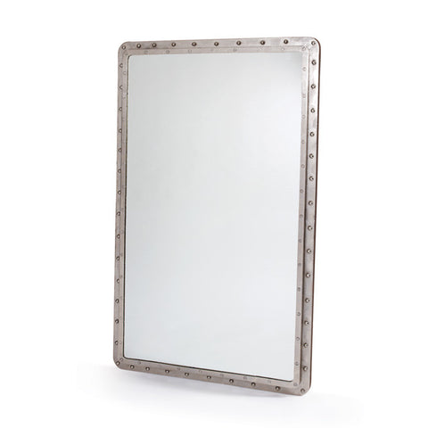 Nautical Metal Mirror