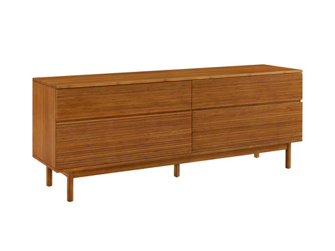 Ventura 4 Drawer Double Dresser