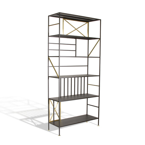 Prairie Vertical Bookcase
