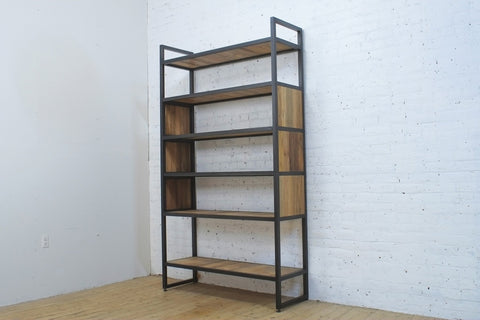 Adobe Bookcase