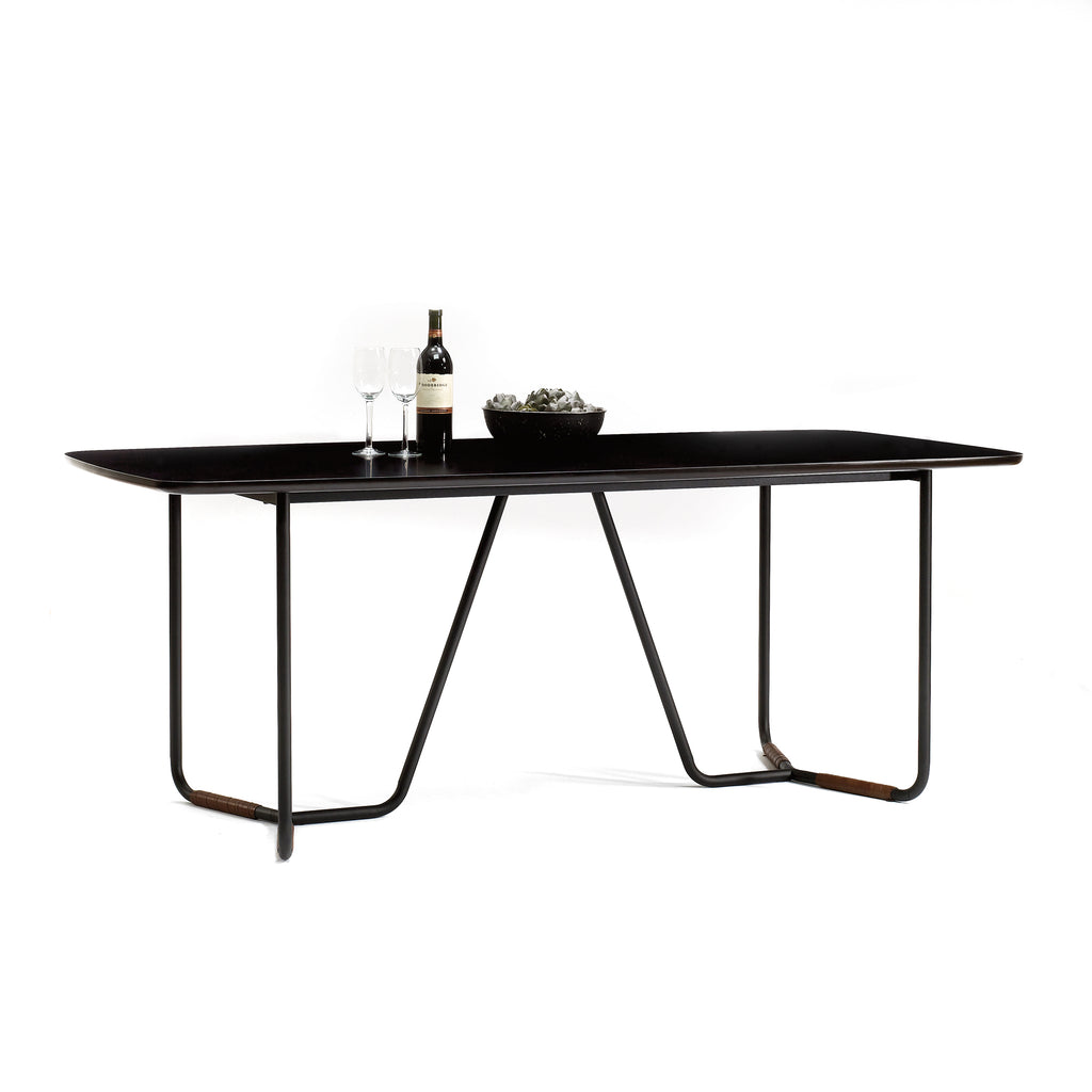 Boot Leg Dining Table