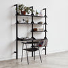 Branch-1 Shelving Unit with Desk New