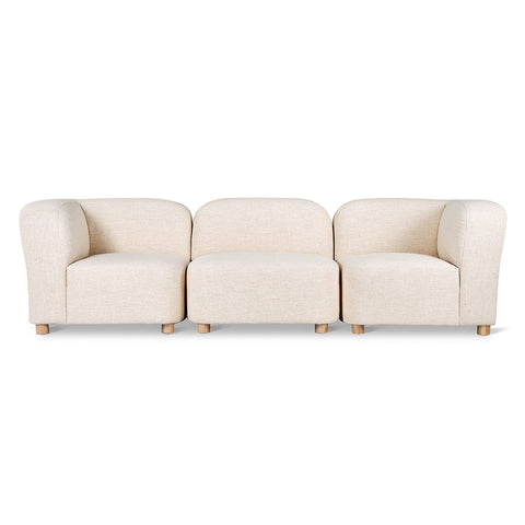 Circuit Modular 3-pc Sofa