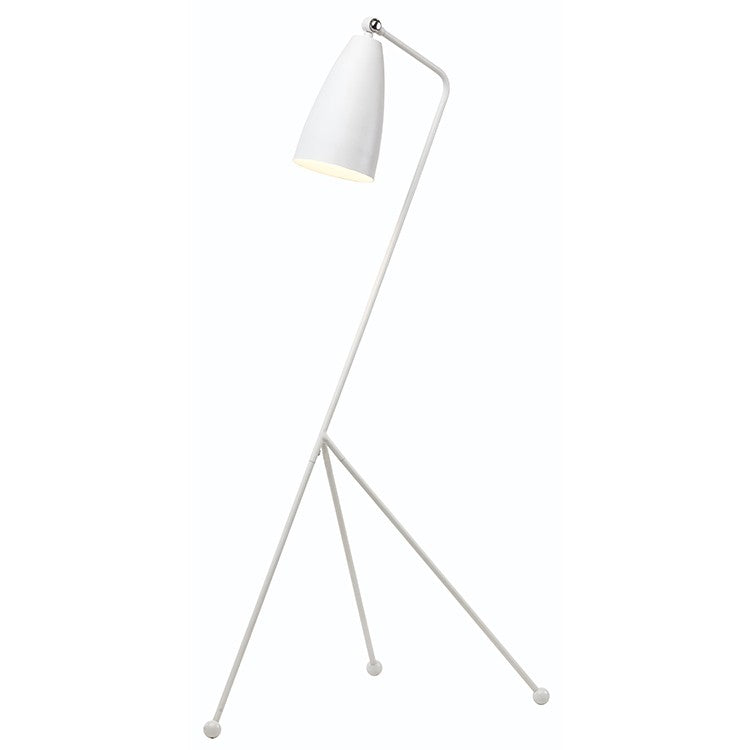 Lucille Floor Light White