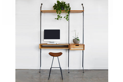 Apollo Double Tower Standing Desk System
