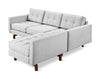 Jane 2 Loft Bi-Sectional