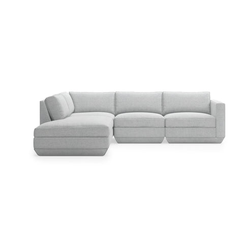 Podium 4 PC Lounge Sectional A (Left Facing) New