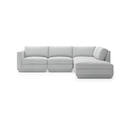 Podium 4 PC Lounge Sectional A (Right Facing) New