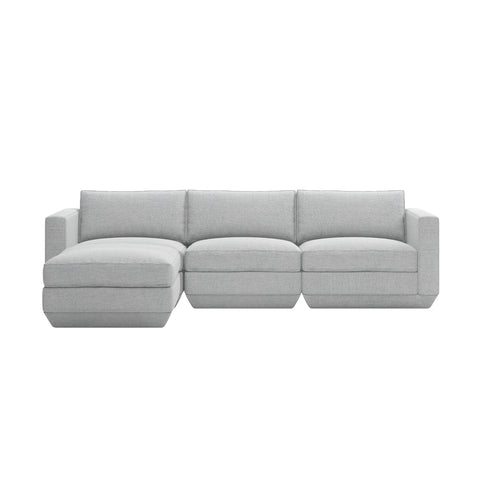 Podium 4 PC Sectional (Left Facing) New