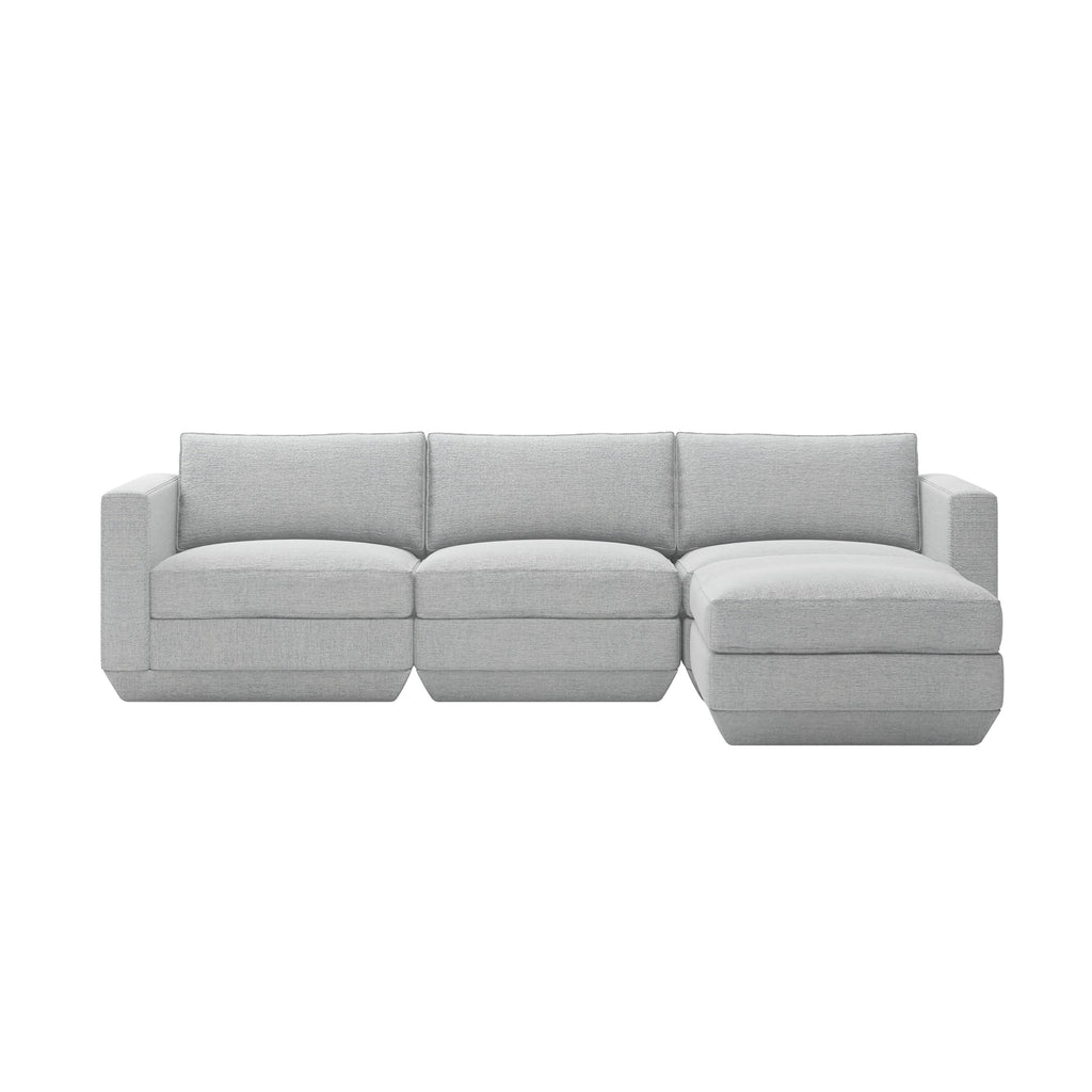 Podium 4 PC Sectional (Right Facing) New
