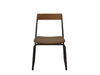Oak Wood Chair Dark