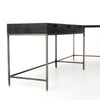 TREY DESK SYSTEM ( with Filing Credenza  )