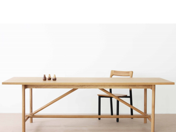 Long Oak Table