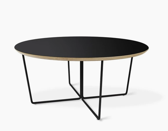 Array End Table Round
