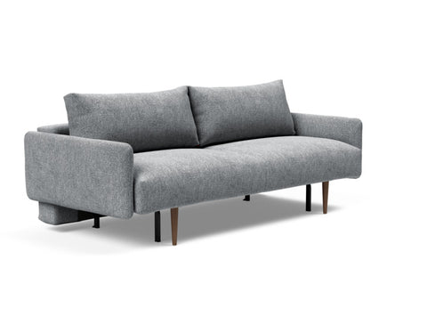 FRODE SOFA W/UPHOLSTERED ARMS
