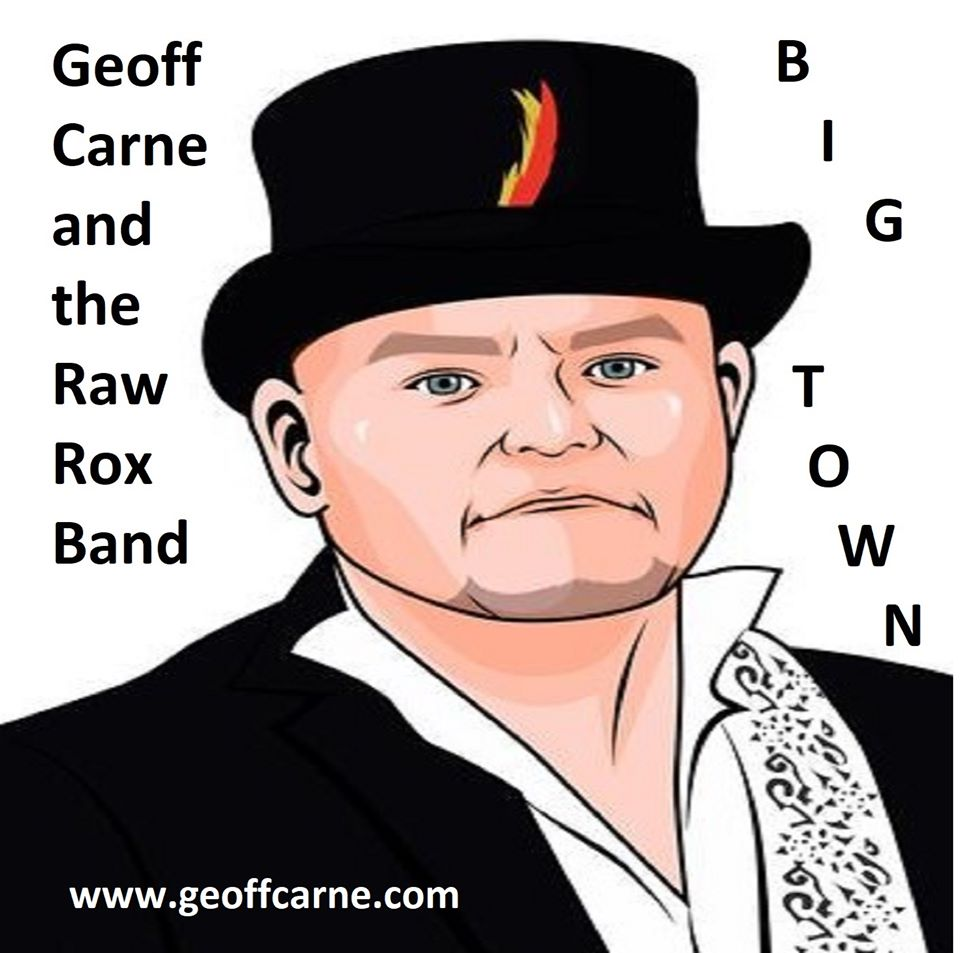 Geoff Carne & The Raw Rox Band - Hold On Review