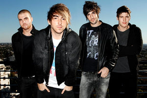 ALL TIME LOW REVEAL NEW ALBUM WAKE UP SUNSHINE